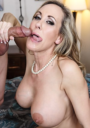 Big Tits Cum in Mouth Porn Pictures