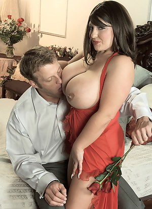 Big Tits Romantic Porn Pictures